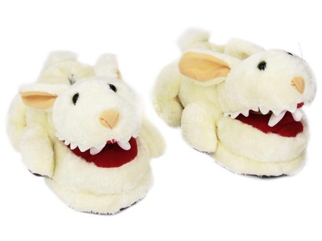Monty Python Rabbit With Big Teeth Slippers