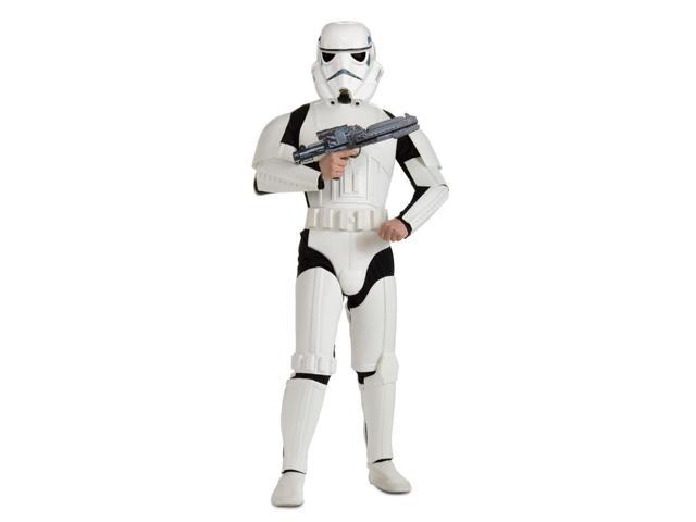 Star Wars Stormtrooper Deluxe Adult Costume X-Large