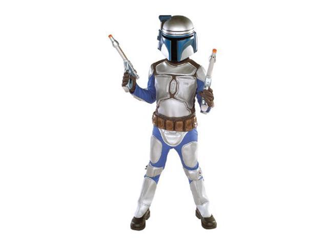 Star Wars Deluxe Jango Fett Child Costume Large