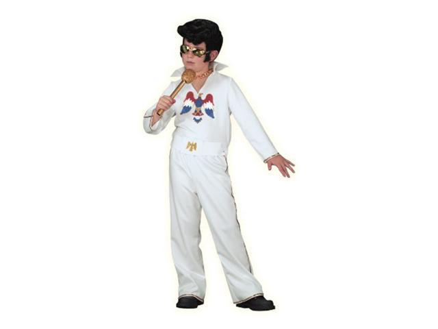 Elvis Presley Child Costume Small