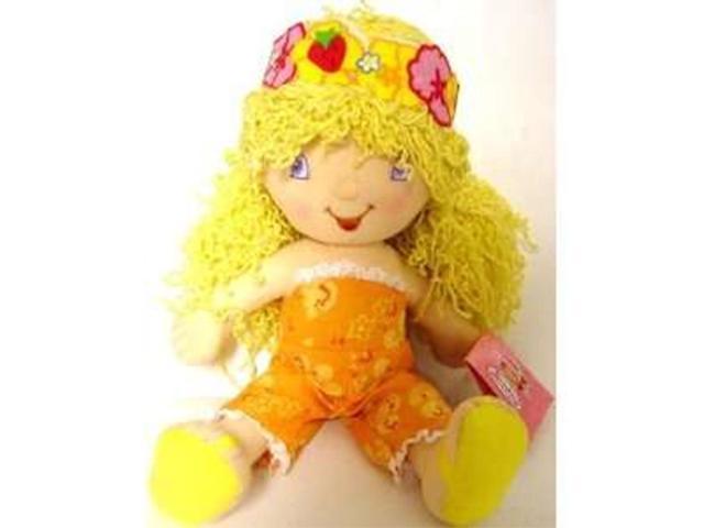 "Strawberry Shortcake 13"" Plush Doll Tropical Angel Cake"