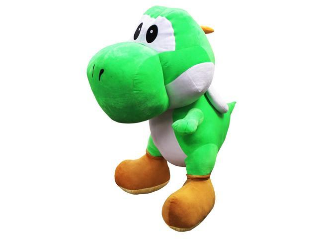 """Super Mario Brothers 37"""" Lifesize Plush Yoshi"""