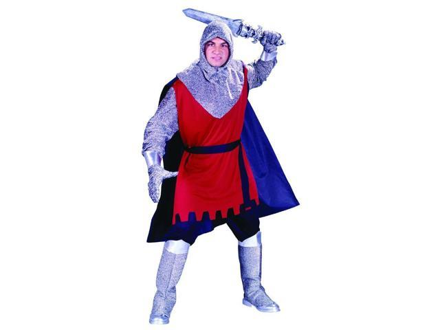 Medieval Knight Costume Adult Standard