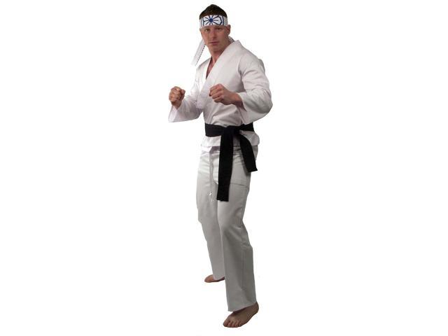Karate Kid Daniel-San Deluxe Costume Adult Standard