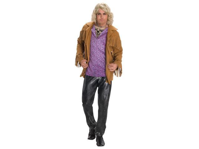 Zoolander Hansel Costume Adult One Size Fits Most Up To 44