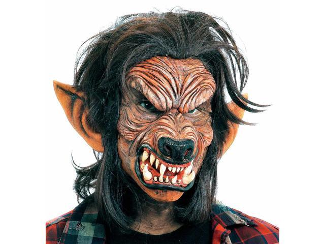 Don Post Werewolf Full Face Kit Costume Appliance