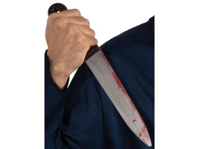Halloween Large Butcher Knife Costume Accessory One Size