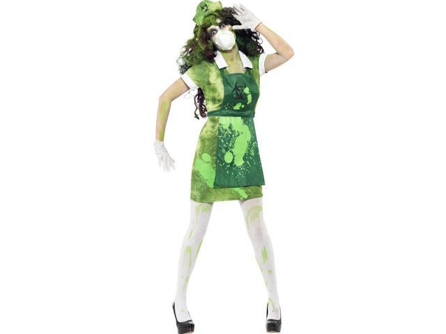 Biohazard Feme Adult Costume Medium
