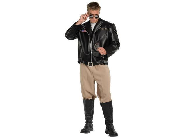 Highway Patrol Cop Police Officer Costume Adult Standard