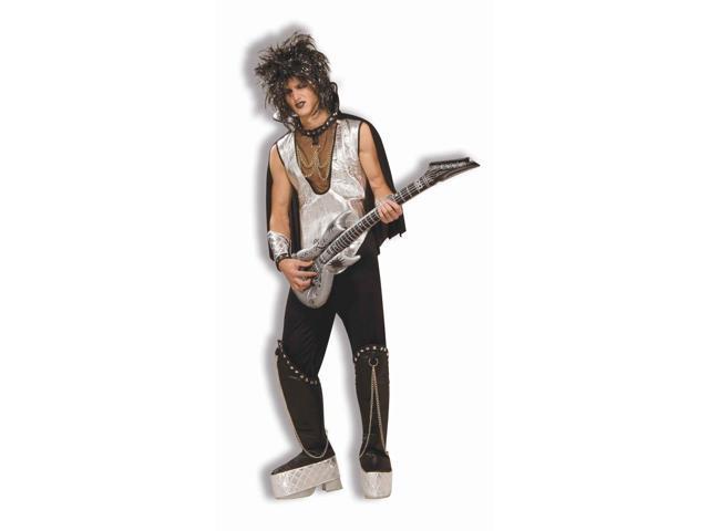 Rock On Rockstar Adult Costume Standard