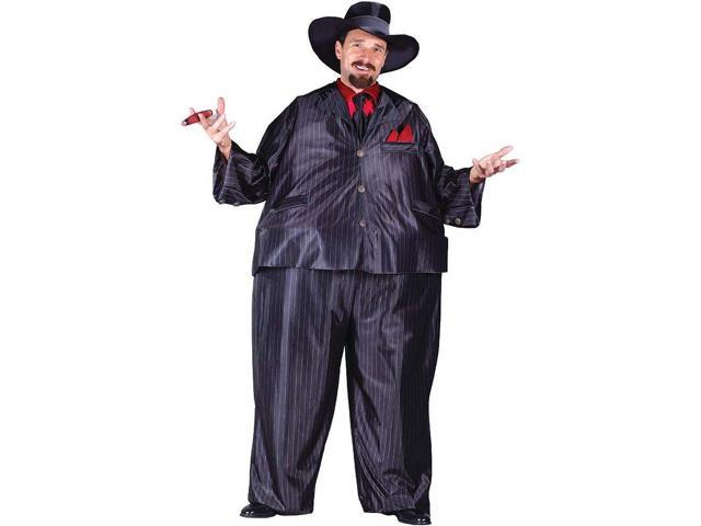Fat Tony Adult Costume Standard