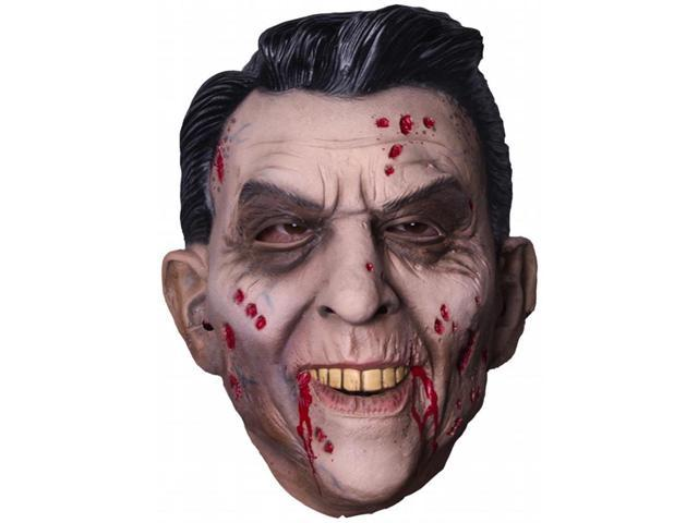 Ronnie Zombie Costume Mask Adult