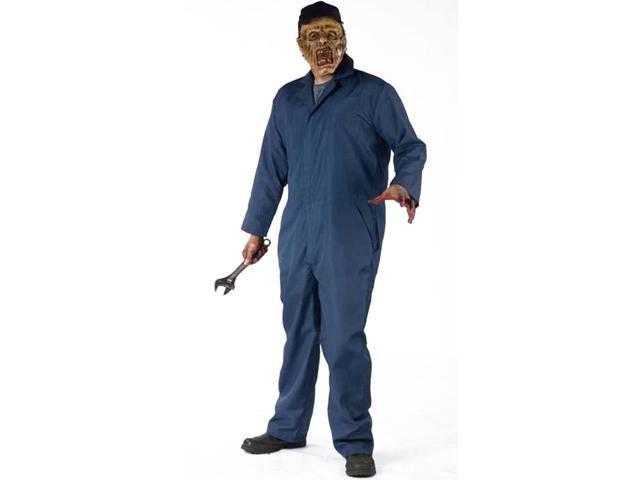 Zombie Mechanic Costume Adult Standard