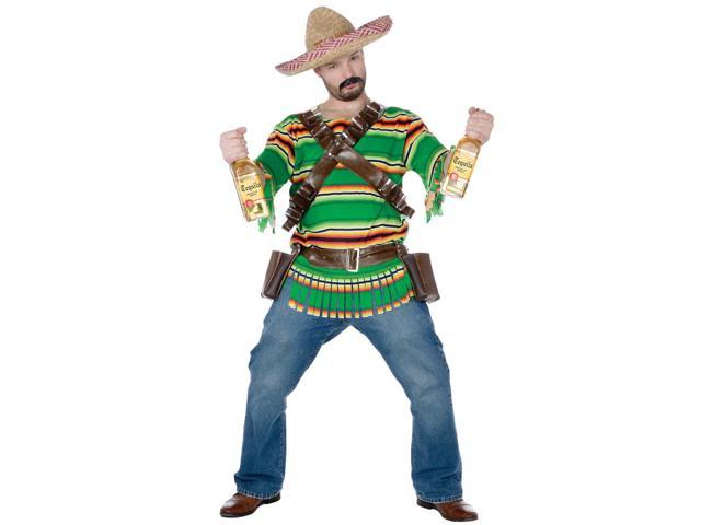 Tequila Pop 'n' Dude Adult Costume Standard