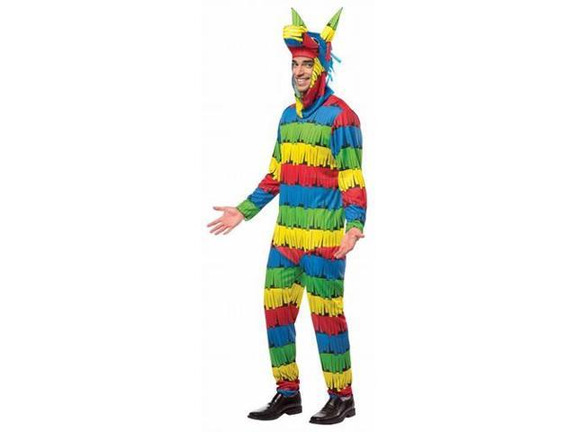 Pinata Adult Costume One Size Fits Most