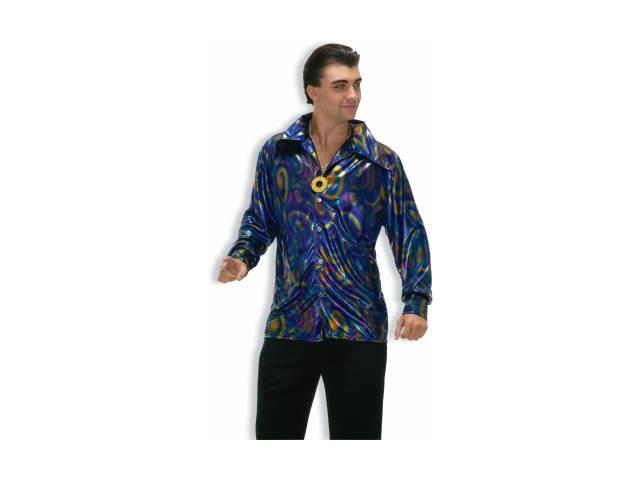 Disco Fever Dyno-Mite Dude Adult Costume Standard