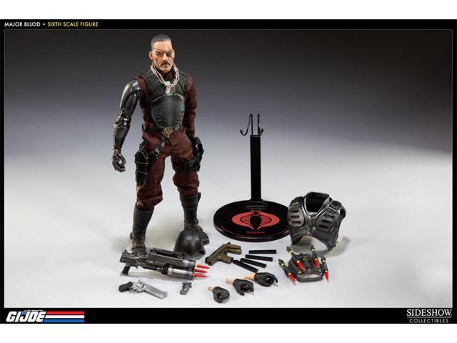 G.I. Joe Cobra Major Bludd Sixth Scale Figure