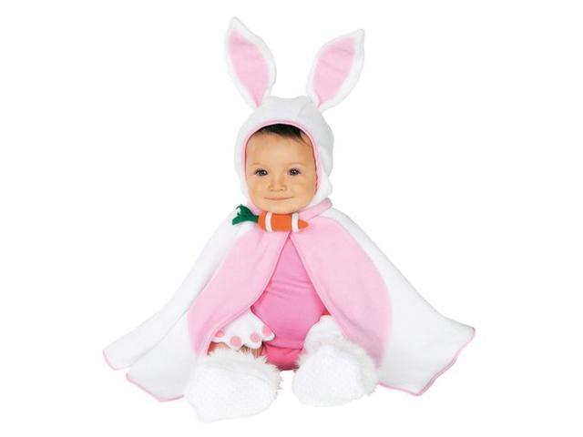 Easter Lil' Bunny Baby Costume 3-12 Months