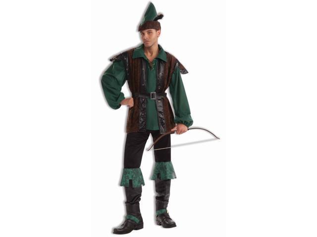Robin Hood Costume Adult Standard