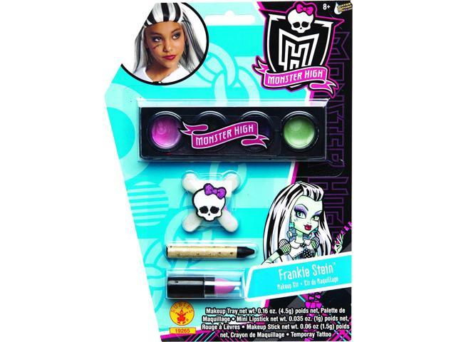 Monster High Frankie Stein Costume Makeup Kit One Size