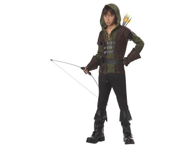 Robin Hood Costume Child Tween 10-12