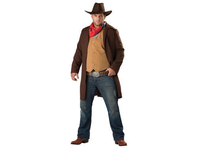 Rawhide Renegade Cowboy Costume Adult XXX-Large