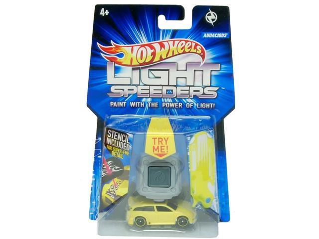 Hot Wheels Light Speeder Audacious