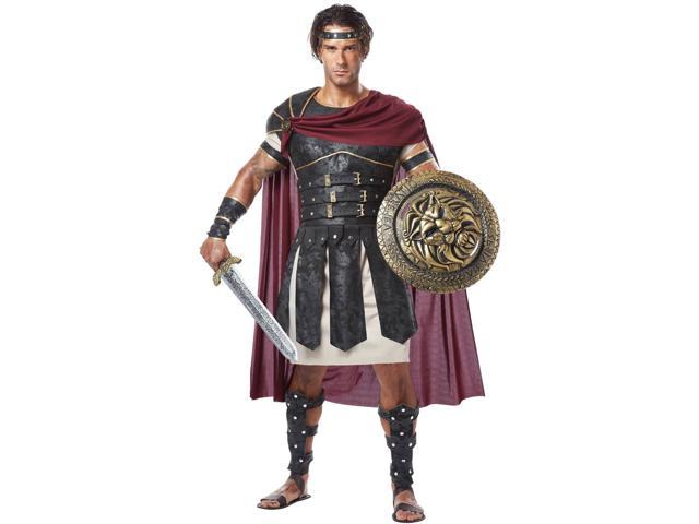Roman Gladiator Costume Adult Small
