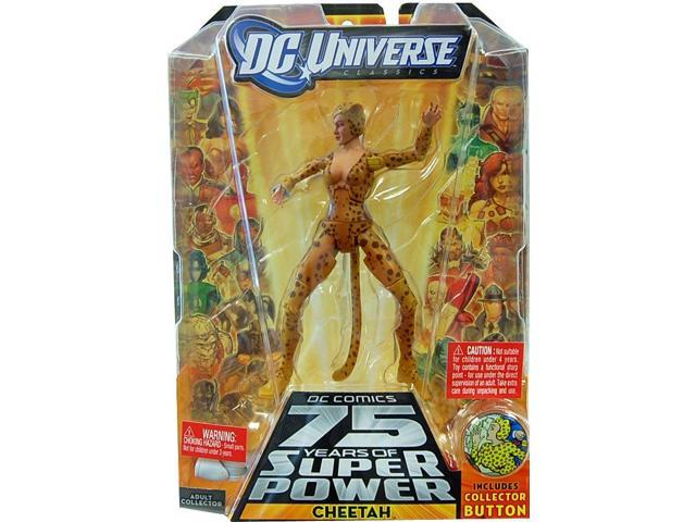 Dc Universe Collect & Connect Figure Cheetah