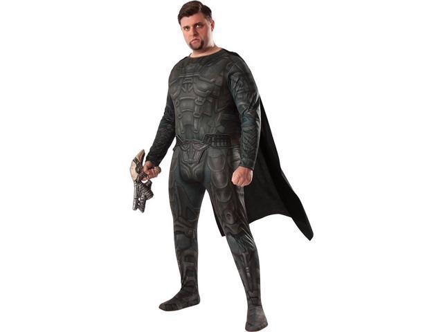 Superman Man Of Steel General Zod Costume Adult Plus Plus 46-52