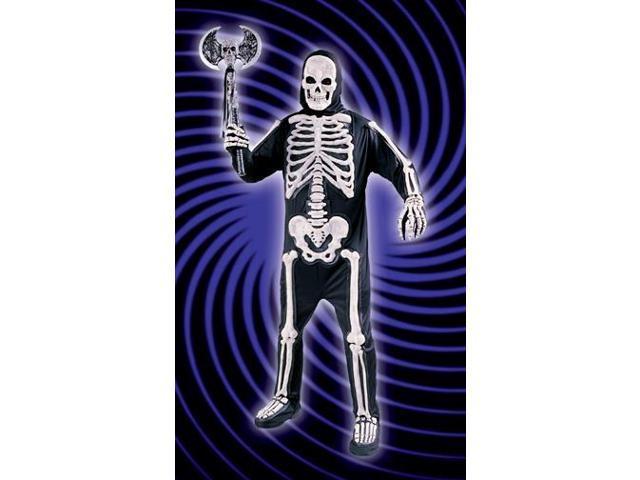Totally Skelebones Costume Adult Standard