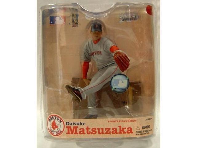 McFarlane Mlb 21 Daisuke Matsuzaka Variant