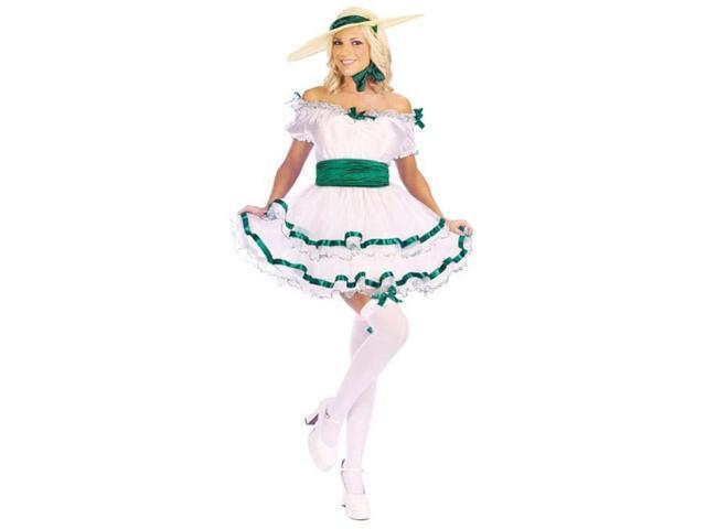 Sexy Southern Belle Costume Adult Small/Medium