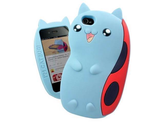 Bravest Warriors Catbug iPhone 4/4S Case