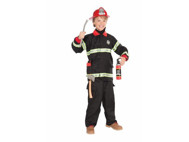 Fireman Child Accessory Set One Size Fits Most