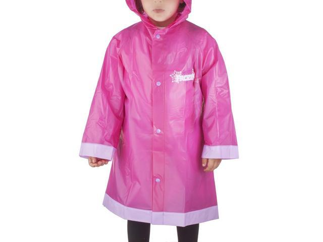 Disney's Frozen Rain Slicker Small 2/3