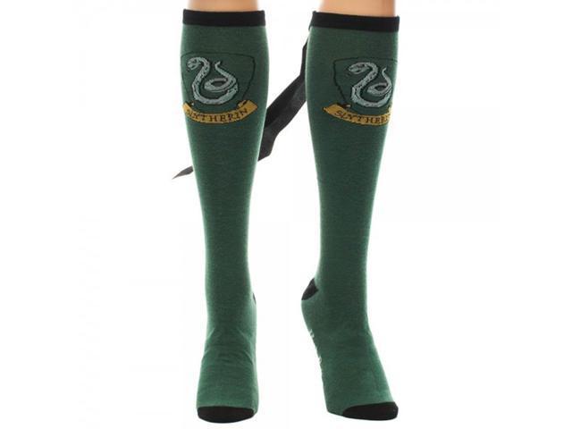 Harry Potter Slytherin Cape Knee High Socks