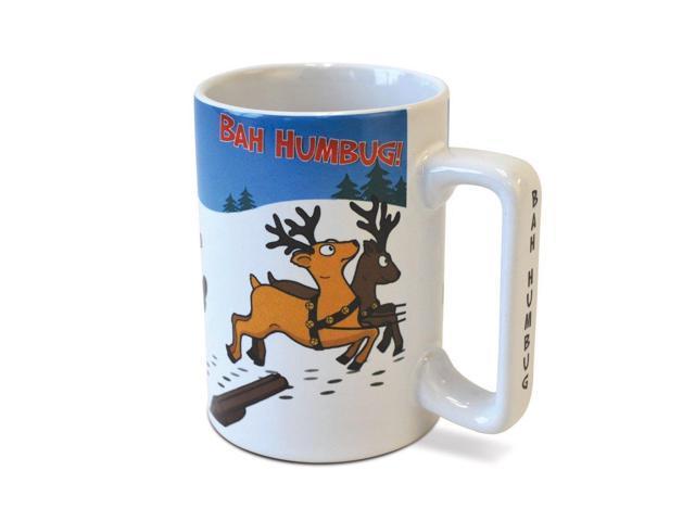 Ba Humbug 12 Oz Coffee Mug With Sound