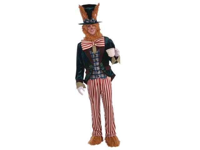 Fairy Tale Late Rabbit Adult Male Costume One Size Fits Most
