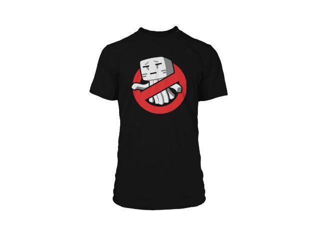 Minecraft Ghastbusters Premium T-Shirt Adult X-Large
