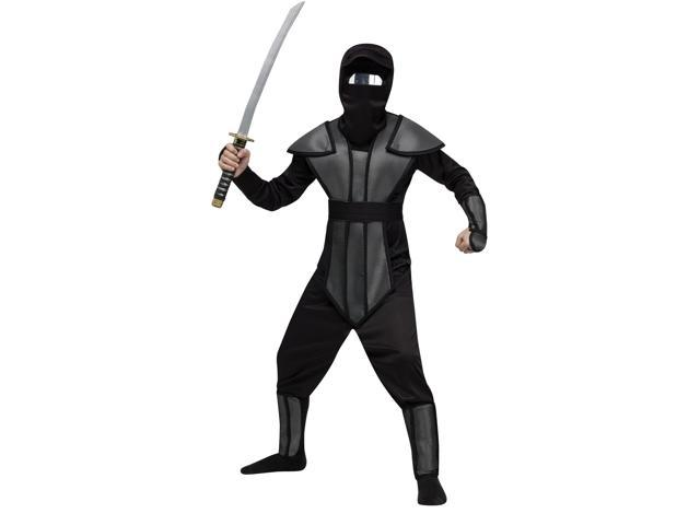 Child Haunted Mirror Ninja Costume by FunWorld 131472