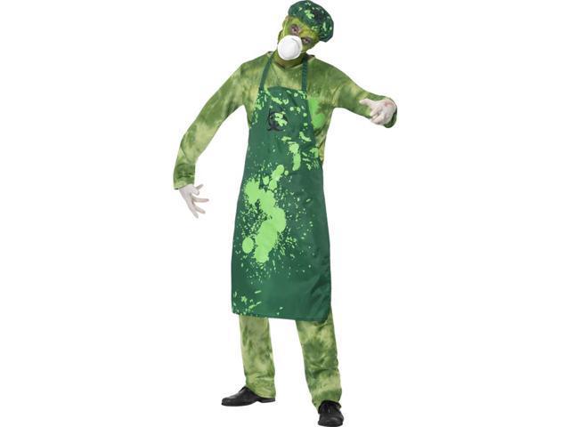 Biohazard Adult Costume Large