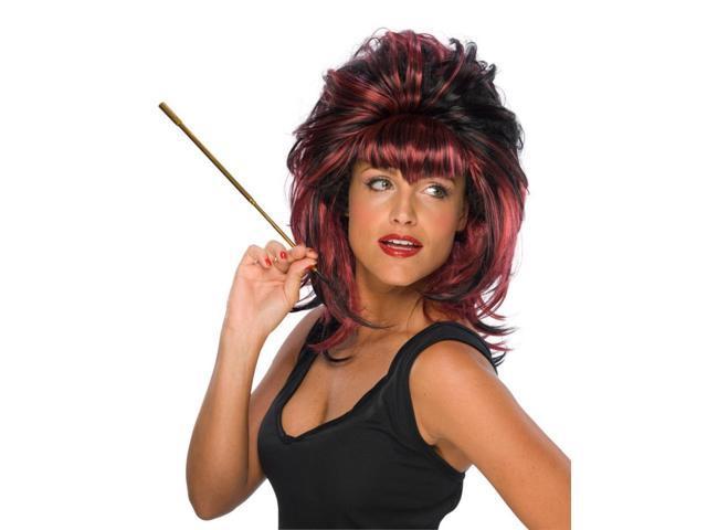 Cruelzella Adult Costume Wig - Red