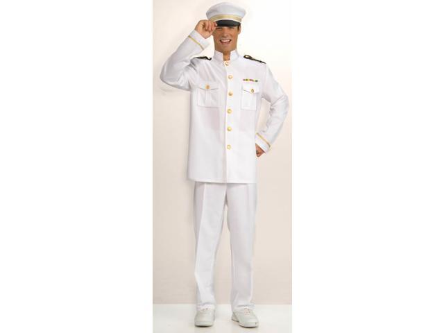 Captain Cruise Adult Costume Standard