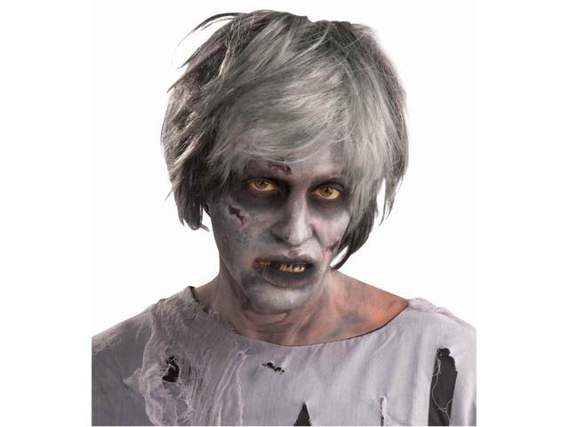 Creature Zombie Adult Costume Wig