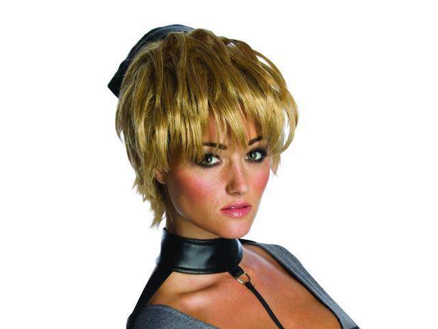 Sucker Punch Rocket Adult Costume Wig