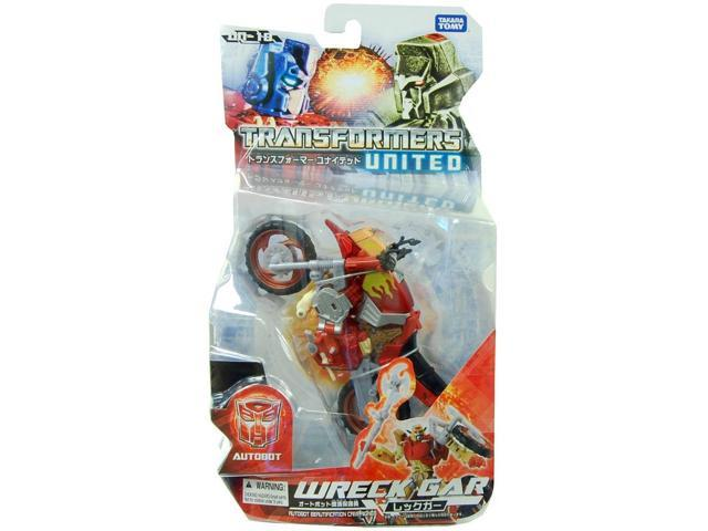 Transformers Un18 United Wreck-Gar Figure