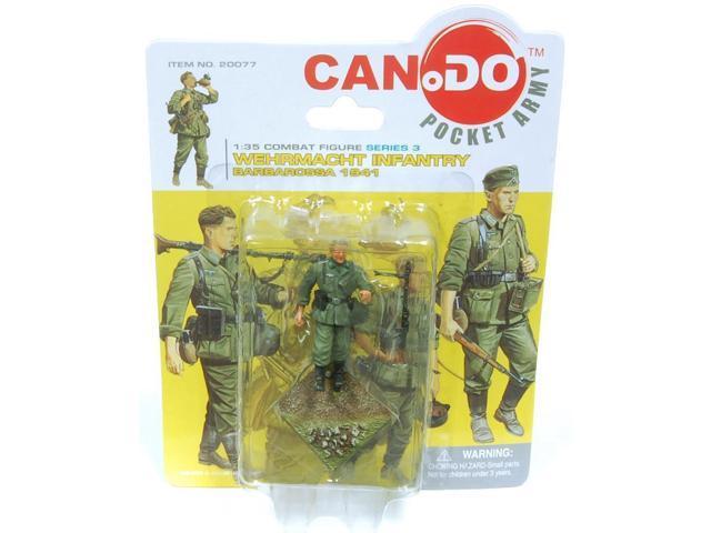 1:35 Combat Figure Series 3 Wehrmacht Infantry Barbarossa '41 Figure D