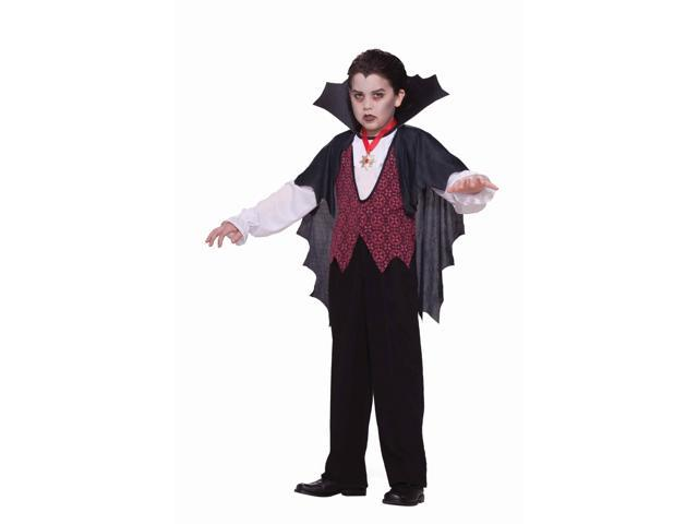 Vampire Child Costume Large