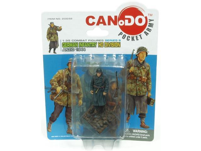 1:35 Combat Figure Series 6 German Infantry Hg Anzio 1944 Figure B